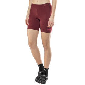 VAUDE Advanced II Shorts Women red cluster